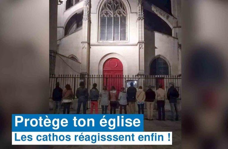 Corlay (Côtes d'Armor). L'église pillée et vandalisée : silence des autorités et des élus