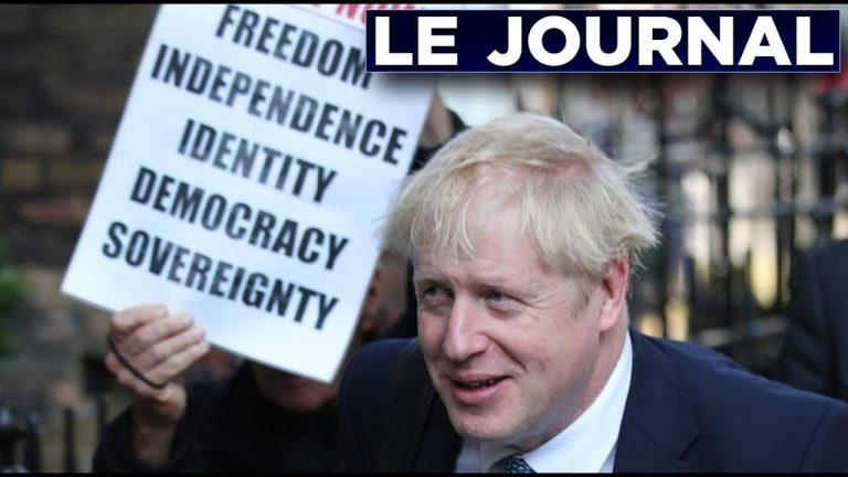 Brexit. Boris Johnson met le turbo [Vidéo]
