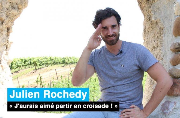 Julien Rochedy : « J'aurais aimé partir en croisade ! » [Vidéo]