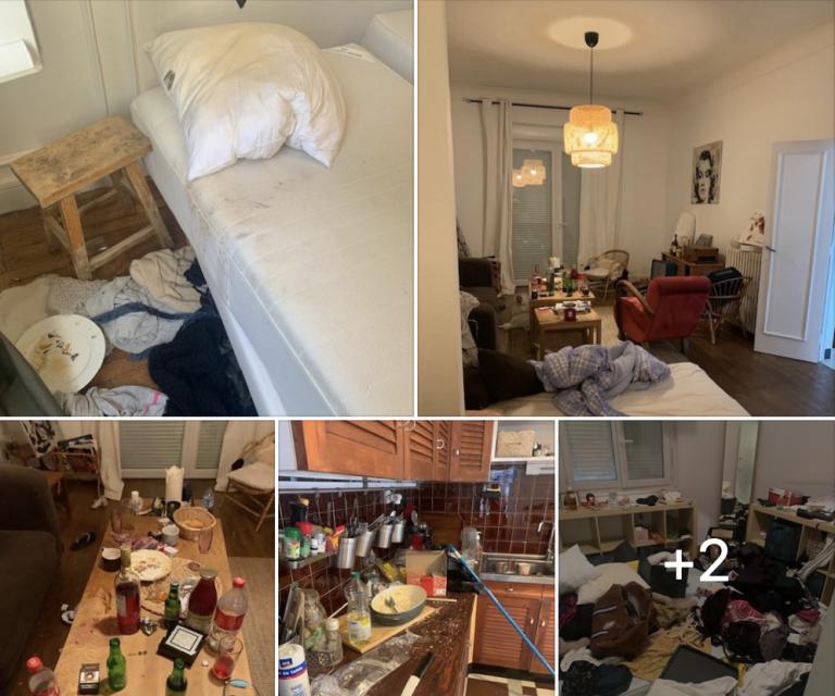 Nantes. Elle retrouve sa maison squattée et saccagée par des migrants, elle lance un appel à l'aide et au sursaut