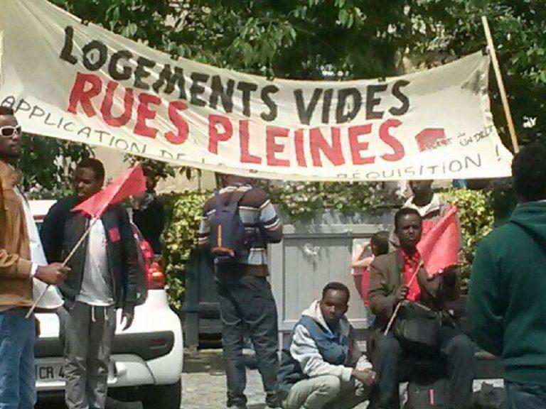 Appel d'air : la Ville de Rennes ouvre un gymnase de 80 places pour des migrants, et bientôt deux