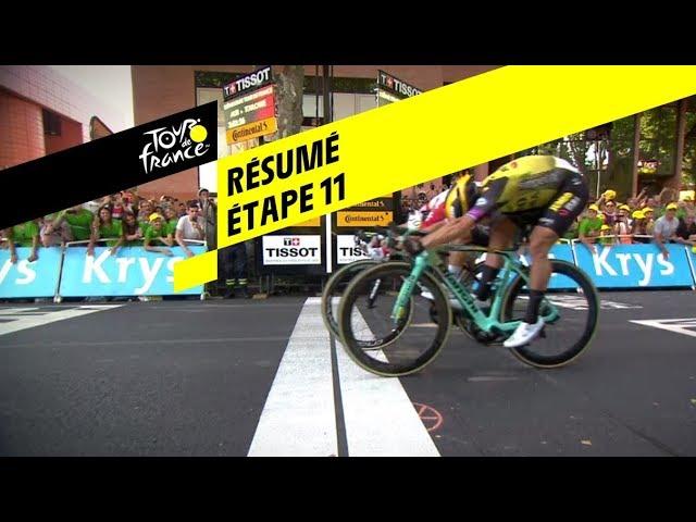 Tour de France 2019. Caleb Ewan remporte la 11ème étape avant la haute montagne