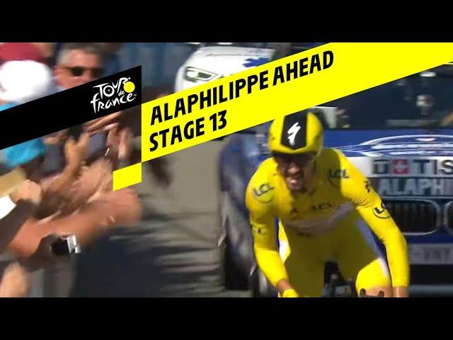 Tour de France 2019. Alaphilippe est grand ! [Vidéo]