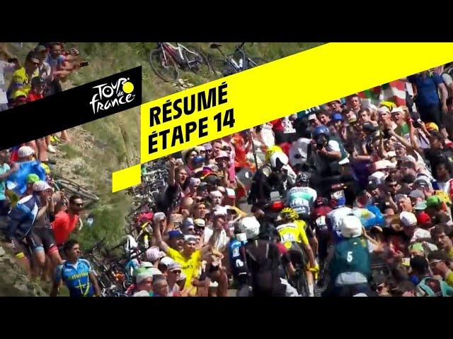 Tour de France 2019. Thibaut Pinot l'emporte au Tourmalet, Alaphilippe garde le maillot jaune [Vidéo]