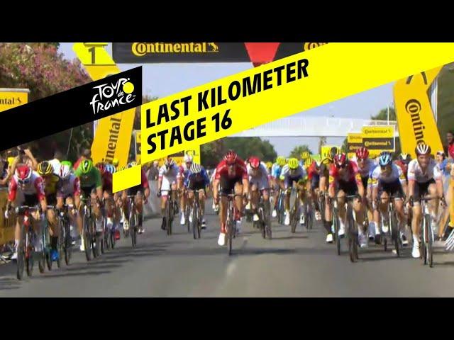 Tour de France 2019. Caleb Ewan remporte la 16ème étape, caniculaire [Vidéo]