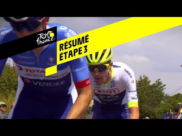 Tour de France 2019. Alaphilippe maillot jaune, quel panache ! [Vidéo]