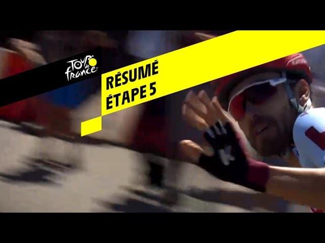 Tour de France 2019. Peter Sagan remporte la 5ème étape