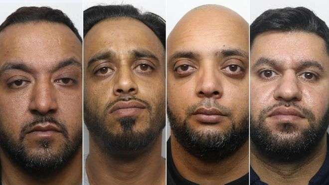 Angleterre. Viols sur mineures : Malik, Hussain, Saddiq et d'autres extra-européens condamnés