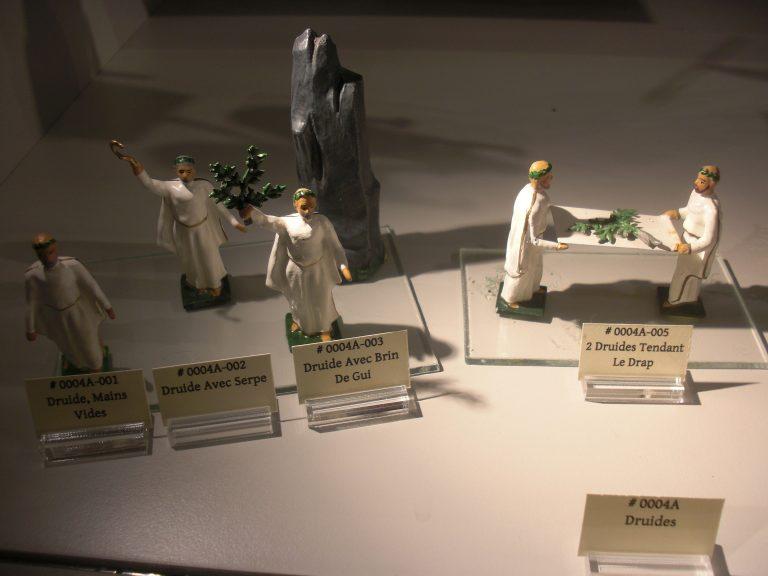 CBG Mignot: quand les Bretons inspirent des figurines en plomb!