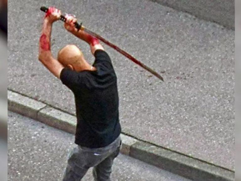 Allemagne. Un migrant Syrien tue un homme d'origine kazakhe à coups de sabre [Vidéo]