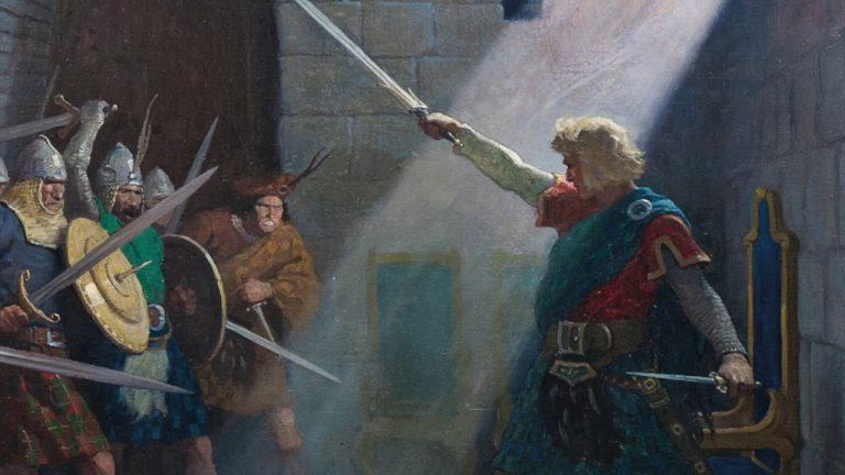 Ecosse. William Wallace (Braveheart) : Notes sur le personnage historique