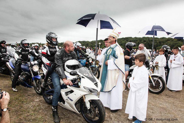 Assomption : 15 000 motards lors du pèlerinage de Porcaro
