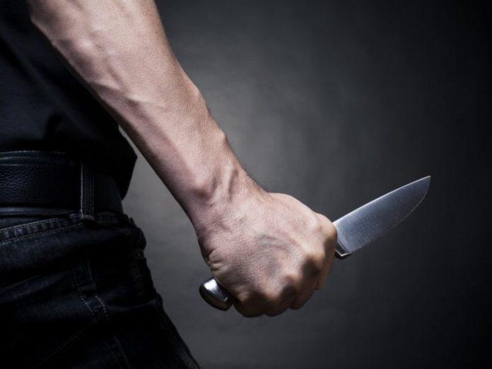coup de couteau