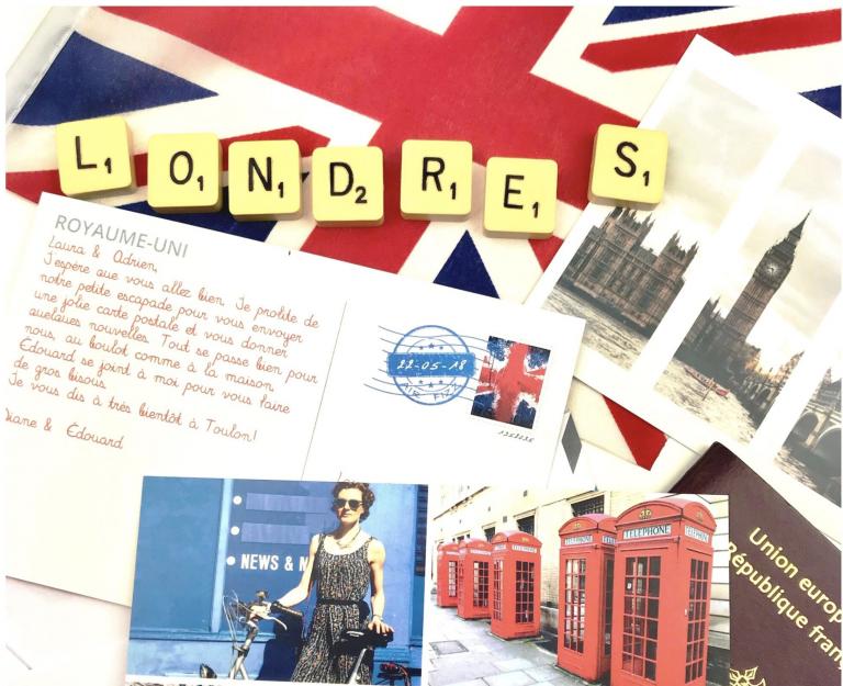 Retrouver le plaisir d'envoyer une carte postale de vacances en profitant des nouvelles technologies ? C'est possible…