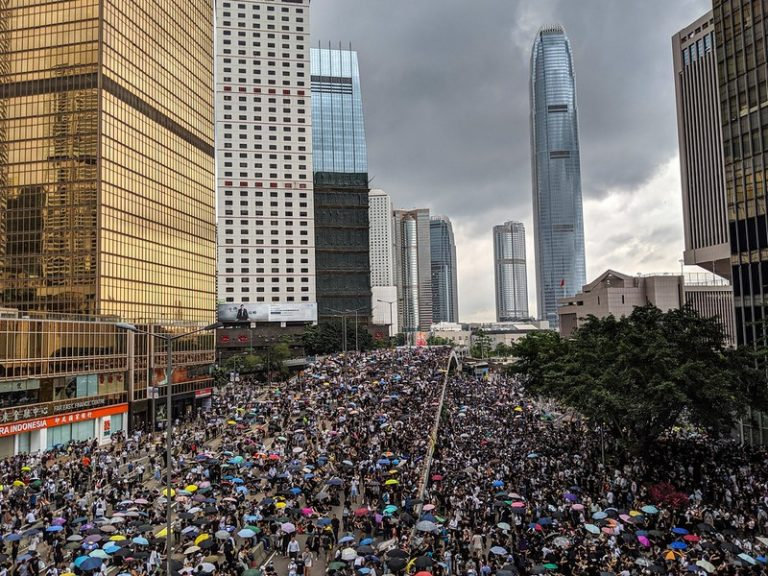 Michel Segal: Hong Kong coda