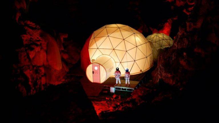 Vivre « Comme sur Mars » ? C'est ce que propose Trip Advisor