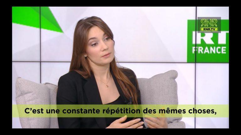 Entretien avec Xenia Fedorova, directrice de RT France [Vidéo]
