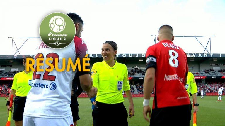 Ligue 2, National, Guingamp s'impose, Lorient tenu en échec, Concarneau défait en Corse. [Vidéo]