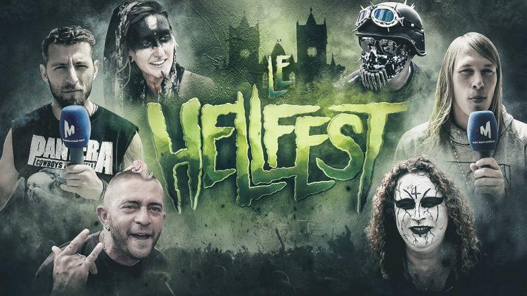 Au coeur du Hellfest 2019, le reportage [Vidéo]