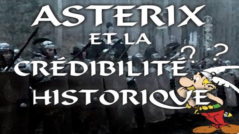 Astérix et la crédibilité historique. Un peu de réinformation ? [Vidéo]