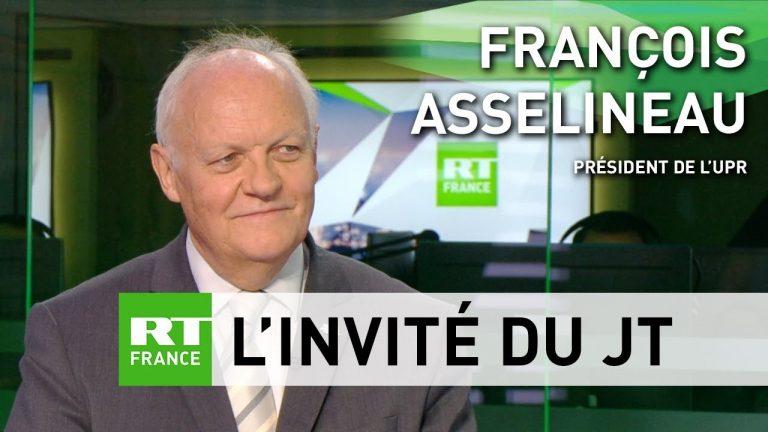 François Asselineau : « On n'a pas intérêt à sanctionner le Royaume-Uni à cause du Brexit » [Vidéo]