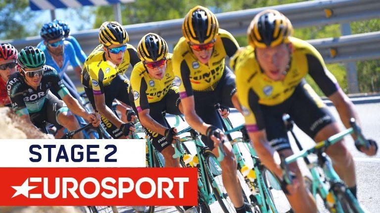 Vuelta 2019. Quintana remporte la deuxième étape, Roche leader