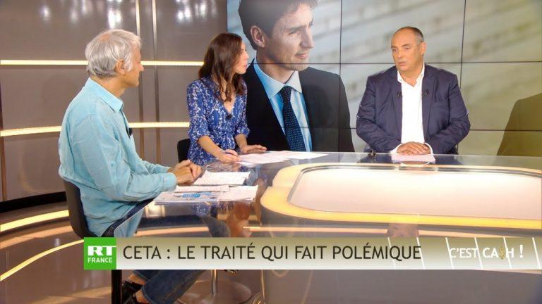 CETA : le traité qui fait polémique [Vidéo]