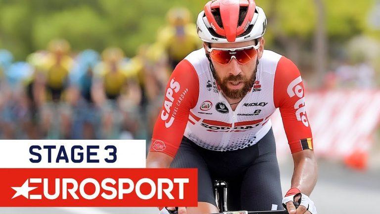 Cyclisme. Vuelta 2019. Sam Bennett s'impose au sprint à Alicante [Vidéo]