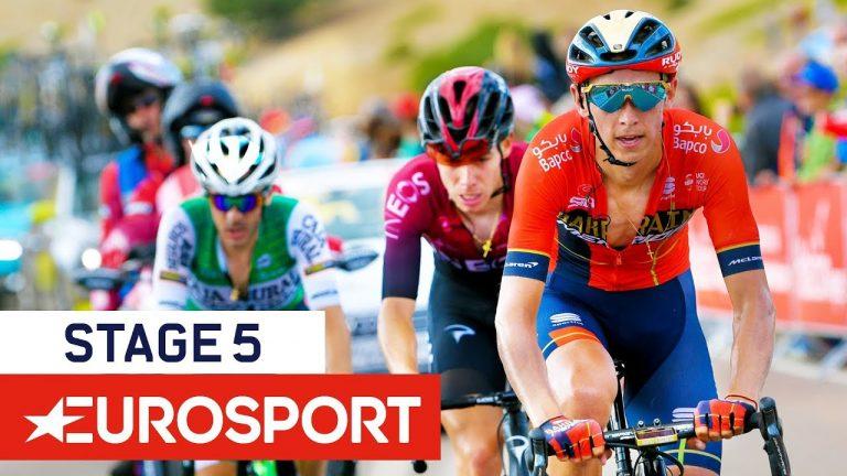 Vuelta 2019. A. Madrazo remporte la 5ème étape, Lopez reprend le maillot rouge [Vidéo]