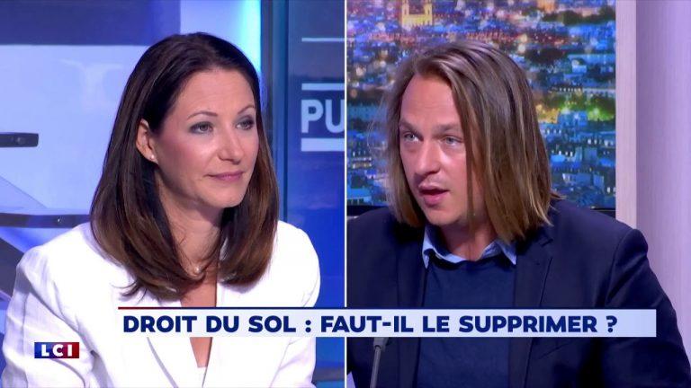 Geoffroy Lejeune : « Il faut tout mettre en oeuvre pour arrêter l'immigration » [Vidéo]