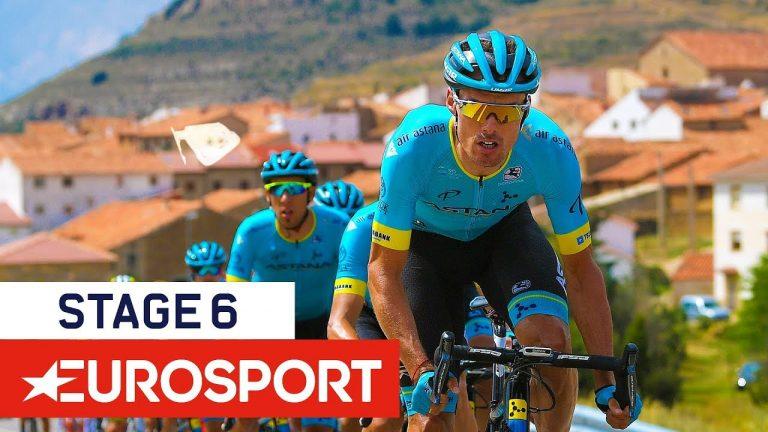 Vuelta 2019. Teuns s'empare du maillot rouge, Herrade empoche la 6ème étape [Vidéo]