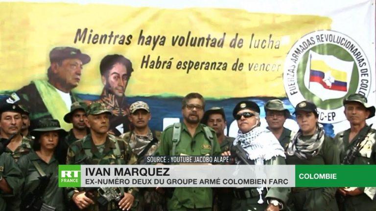 Le groupe rebelle FARC annonce qu'il reprend les armes [Vidéo]