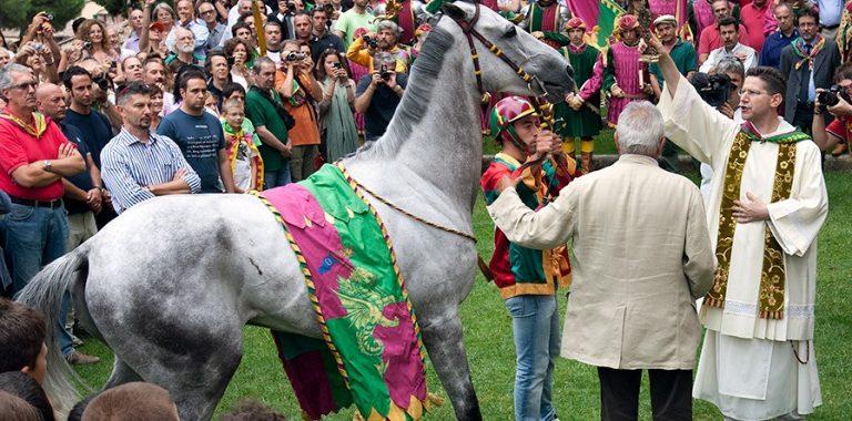 Jeux et sports traditionnels régionaux : le Palio de Sienne (7/9)