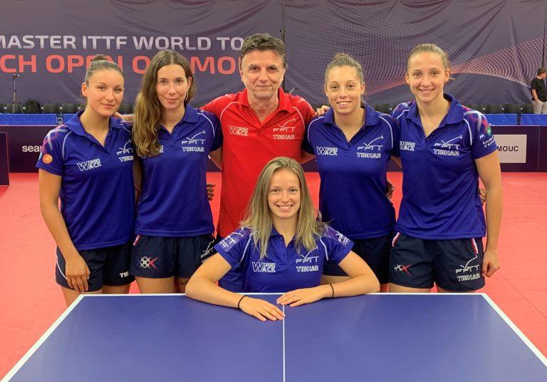 Tennis de table. Championnat d'Europe à Nantes : la sélection française dévoilée
