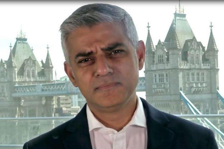 Pour le maire musulman de Londres, Donald Trump est le « porte-parole mondial du nationalisme blanc »