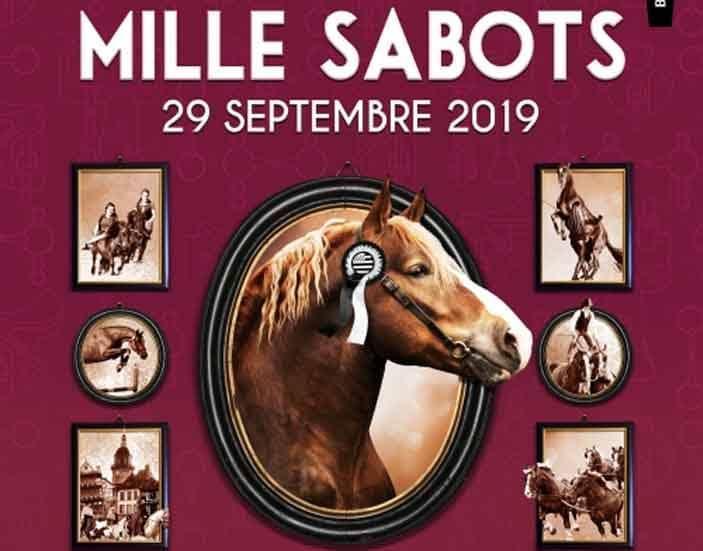 Lamballe (22). La 20e édition des Mille Sabots en selle le 29 septembre [Vidéo]