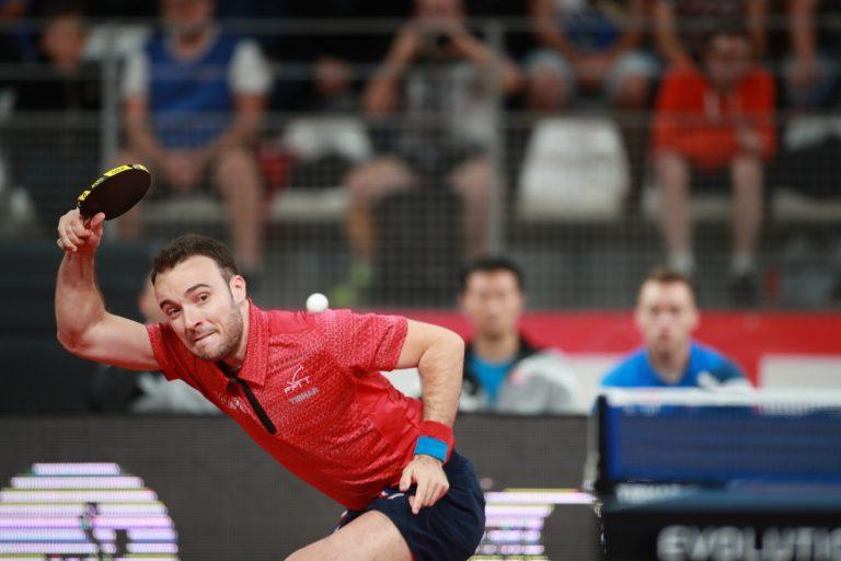 Tennis de Table. Les équipes de France masculines et féminines en quart de finale