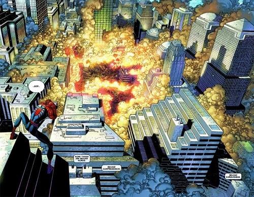 Films, chansons, comics: le 11 septembre dans la culture populaire