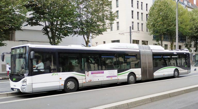 Semitan: plusieurs caillassages et agressions en une semaine à Nantes
