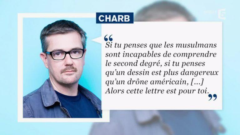 « Lettre aux escrocs de l'islamophobie qui font le jeu des racistes ». Une lecture publique du texte de Charb à Arzano.
