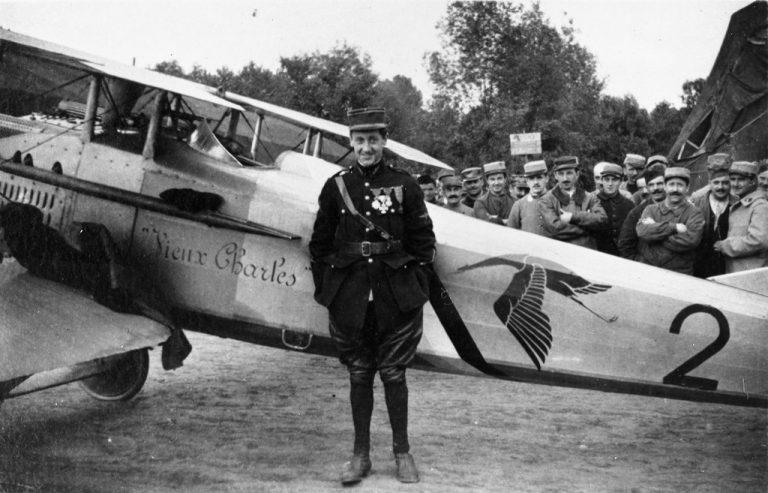 Georges Guynemer, un aristocrate dans les nuages de la Grande Guerre