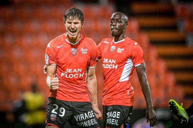 Ligue 2 : le FC Lorient caracole en tête ! [Vidéo]