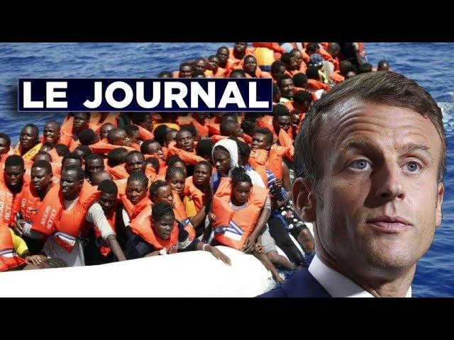 Le faux virage migratoire d'Emmanuel Macron [Vidéo]