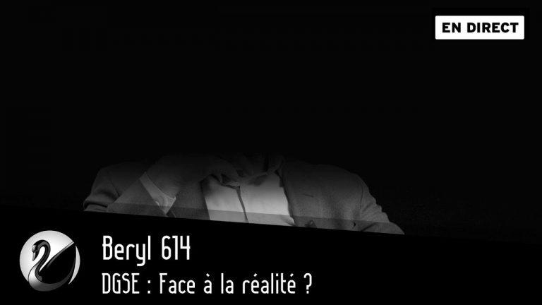 DGSE : Face à la réalité ? Conversation avec un espion [Vidéo]