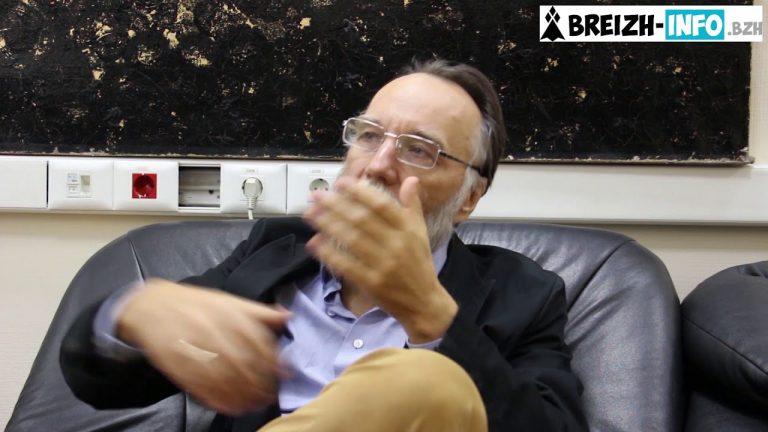 Alexandre Douguine : «Le libéralisme occidental est peut-être encore pire que l'URSS» [Vidéo]