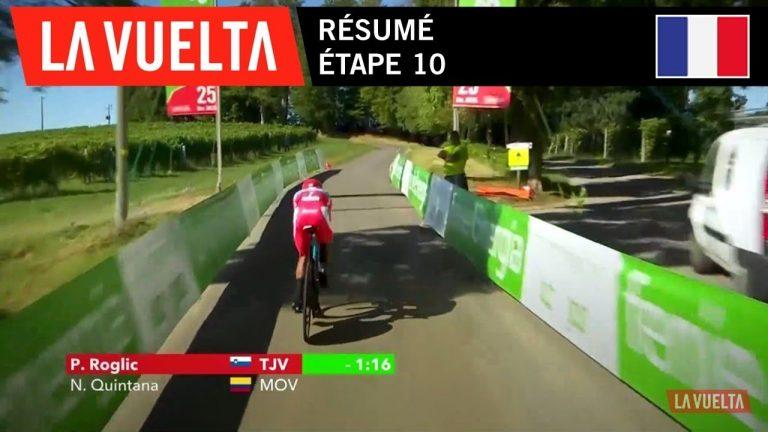 Vuelta 2019. Primoz Roglic irrésistible sur le contre-la-montre [Vidéo]