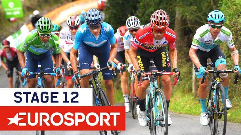 Vuelta 2019. Philippe Gilbert s'impose lors de la 12ème étape [Vidéo]