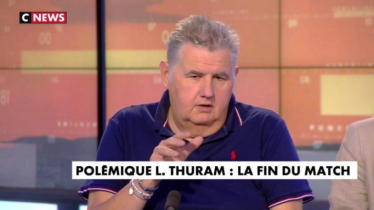 Affaire Thuram. Pierre Ménès brise le tabou du Racisme Anti-Blanc dans le Foot [Vidéo]