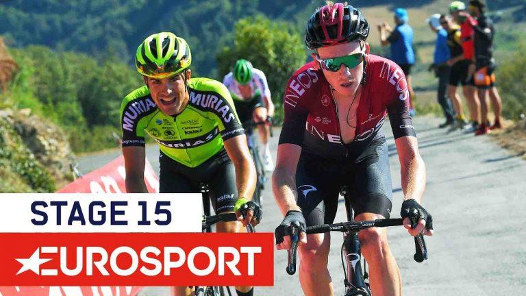 Vuelta 2019. Sepp Kuss remporte une 15e étape bien tristounette [Vidéo]