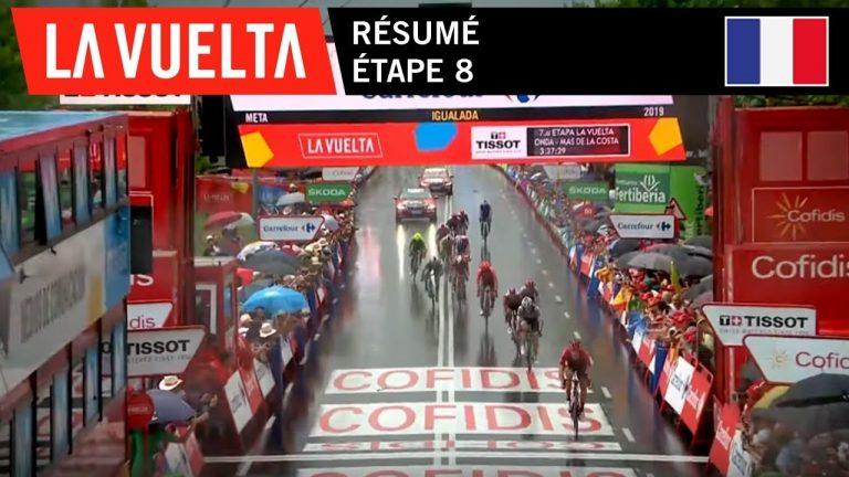 Vuelta 2019. Nicolas Edet s'empare du maillot rouge [Vidéo]
